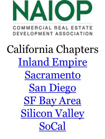 NAIOP CA Chapters